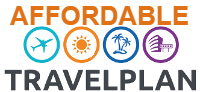 Affordable Travel Plan Logo