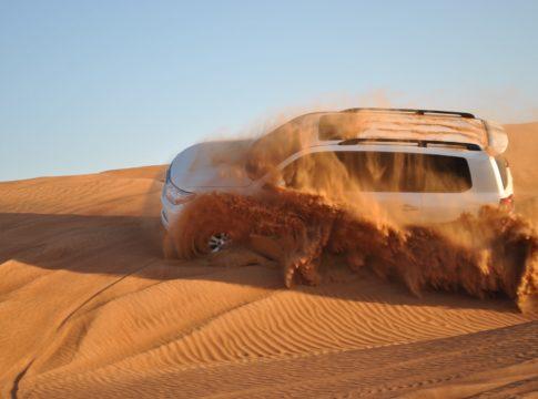 Book a best desert safari tour in Dubai